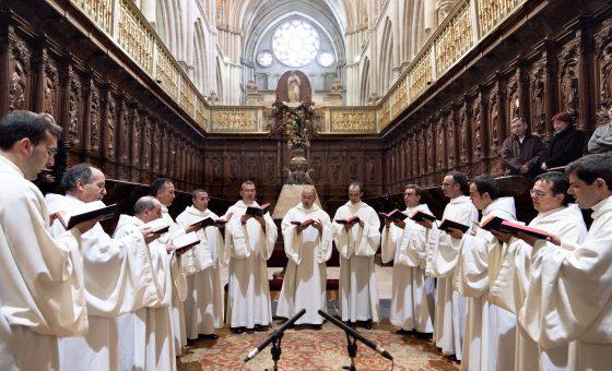 Concierto homenaje a San Frutos en la Catedral de Segovia